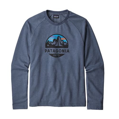 Patagonia Fitz Roy Scope Lightweight Crew Sweatshirt - Men's