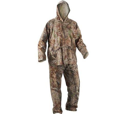 Remington 2-Piece Camo Rainsuit - Men's