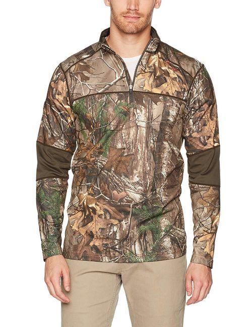 Terramar Tracker Quarter Zip Jacket - Men's