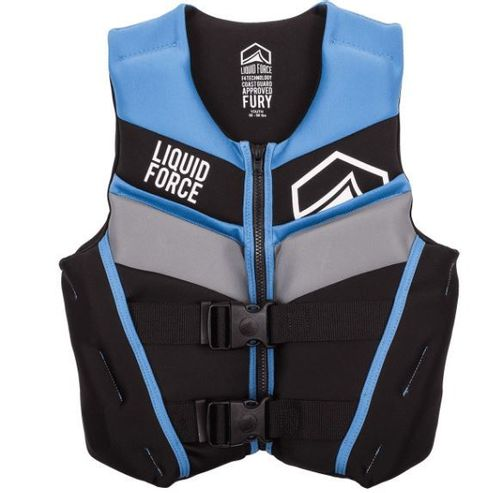 Liquid Force Fury CGA Wakeboard Vest 2019 - Boys'
