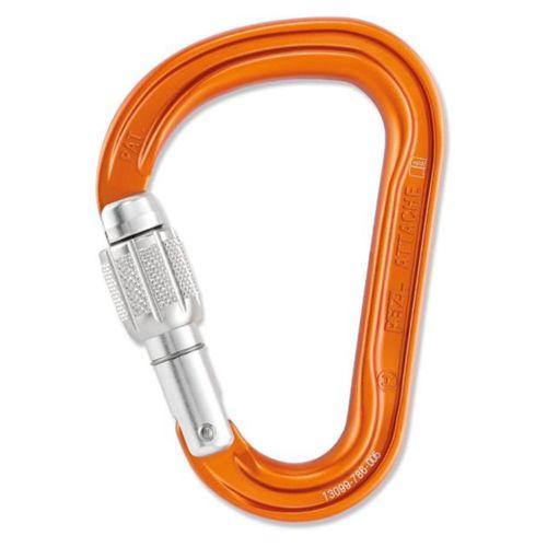 PETZL Attache 3D Screw-Lock Carabiner
