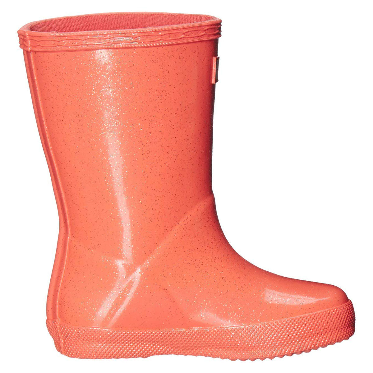 Hunter First Classic Starcloud Glitter Rain Boot Kids
