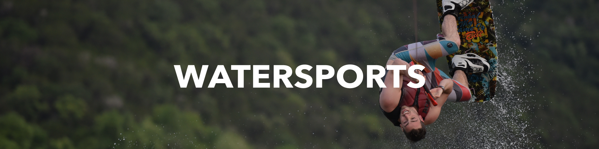 Watersports Department