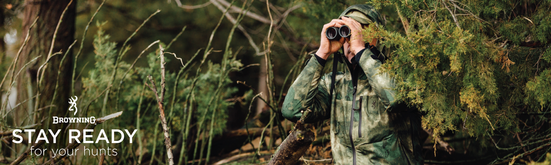 Get Ready for Hunting Season - Browning Shop Now
