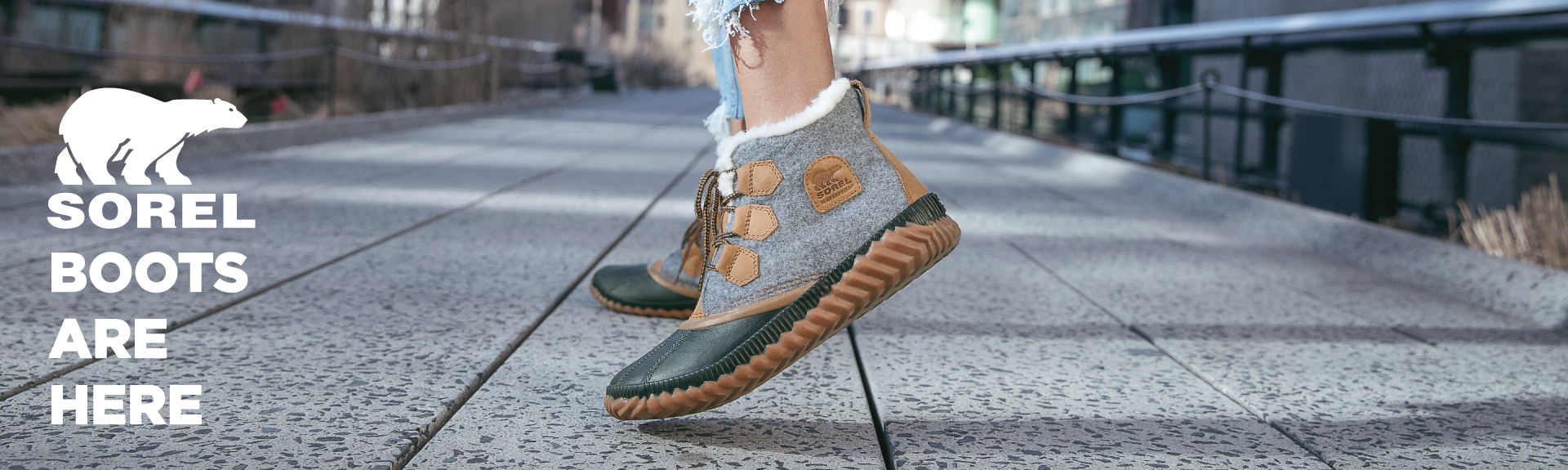 Sorel Boots Are Here - Shop Now!